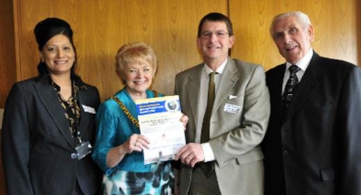 Wolverhampton International Links Association (WILA)