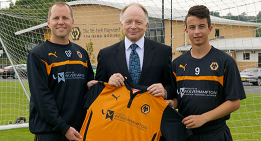 Gareth Prosser, Wolves Academy Manager