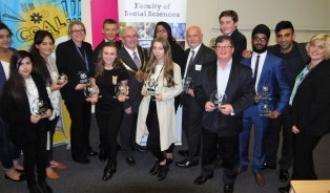 Young Enterprise Award Winners