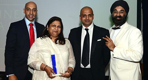 Lord Paul Business Award