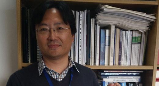 Dr Yong Wang - button