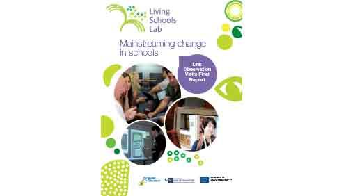 Living Schools Lab report cover