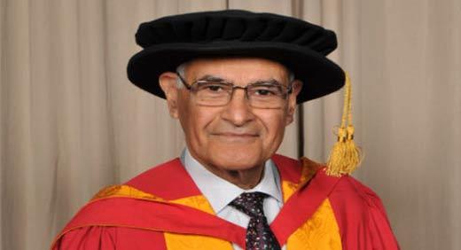 Professor Rashid Gatrad OBE