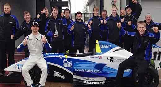 University of Wolverhampton Race Car Team