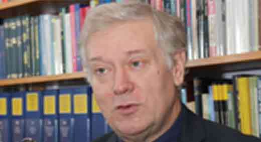 Stephen Badsey, Professor of Conflict Studies