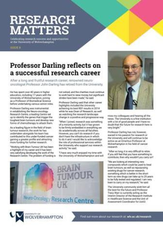 Research Matters Issue 8